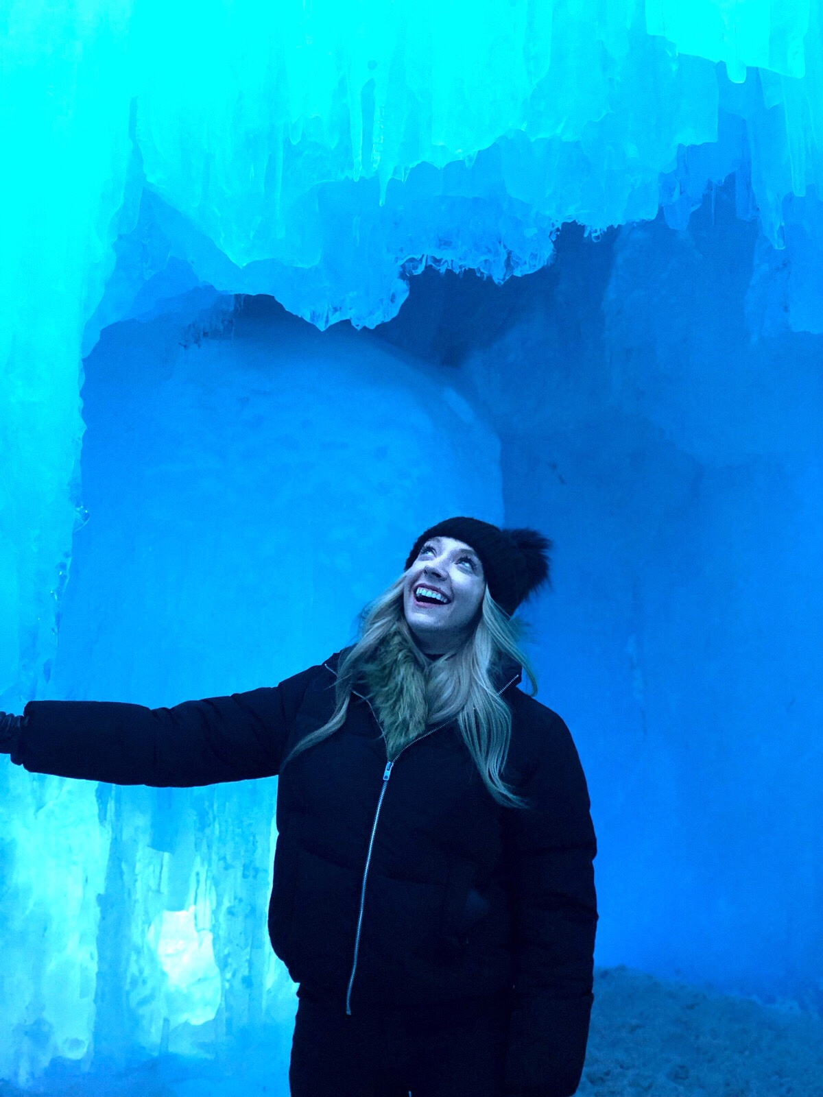 Dillon Ice Castle